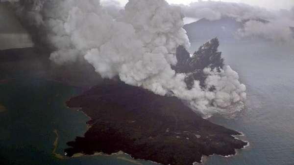 Video: Gn Anak Krakatau Jadi Siaga, Ini Makna Status Gunung Api