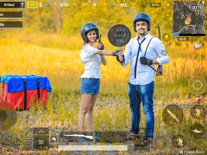 Beda dari yang Lain, Foto Prewedding Pasangan Bertema Game Ini Viral