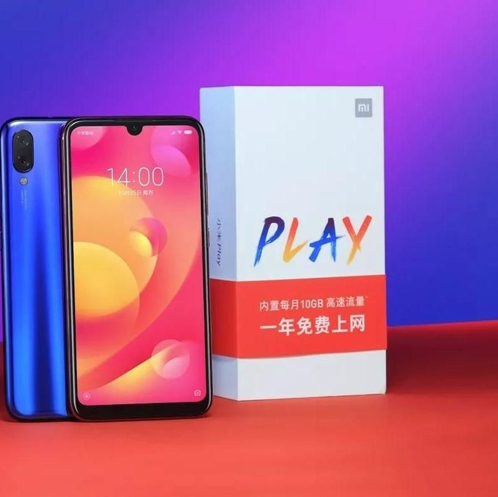 6 Fitur Mi Play yang Dijagokan Xiaomi