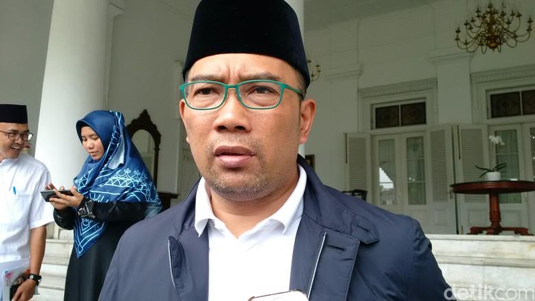 Ridwan Kamil Imbau Warga Tidak Gelar Tahun Baru Berlebihan