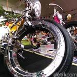 Honda Supra Fit Jadi Bondol di Surabaya