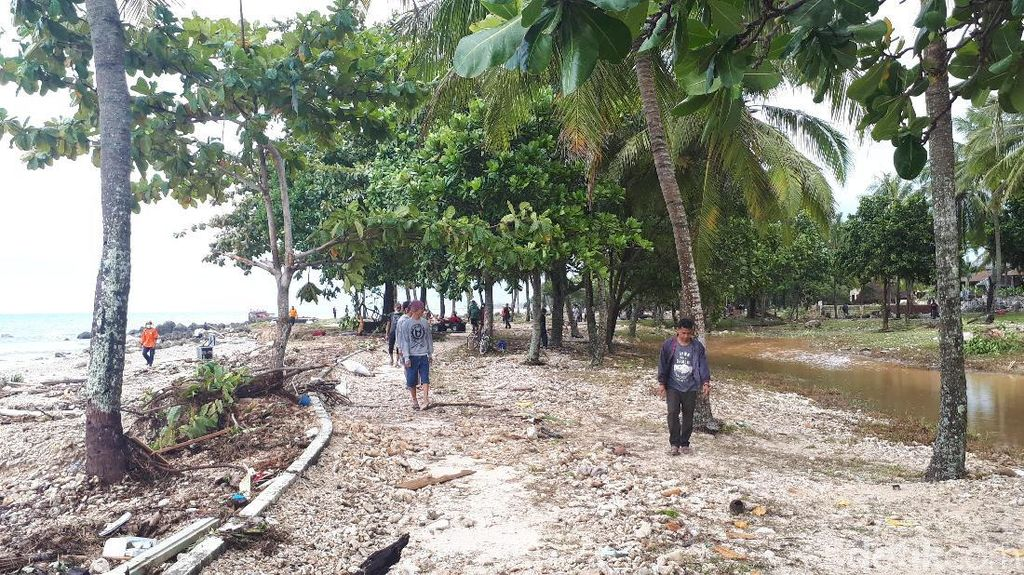 Pasca Tsunami Selat Sunda, Bagaimana Nasib Bisnis Pariwisata?