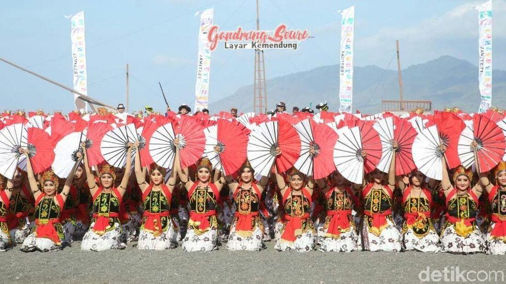 Hebat, 3 Event Banyuwangi Masuk 100 Calendar of Event Nasional