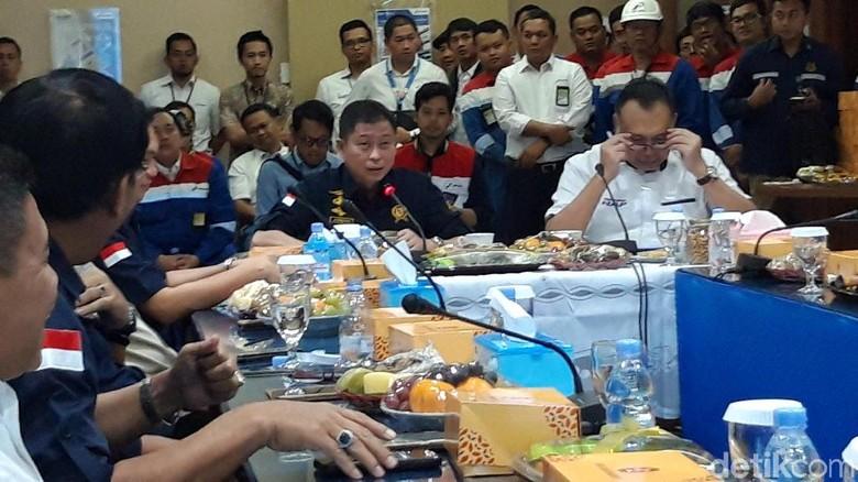 Tsunami Anyer, Menteri ESDM Kebut Perbaikan Listrik
