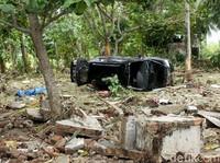 Melihat Dampak Tsunami ke Proyek Tol Serang-Panimbang