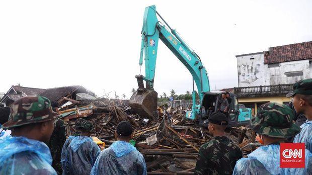 Hentak Tsunami Selat Sunda dan Gagap Bencana