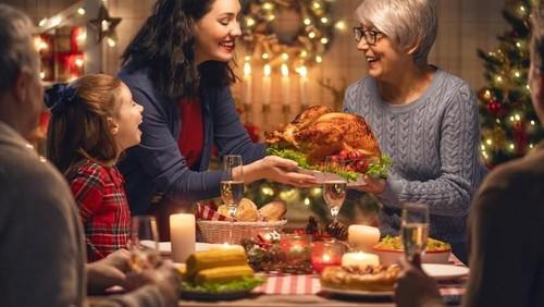 Hidangan Natal Rumahan