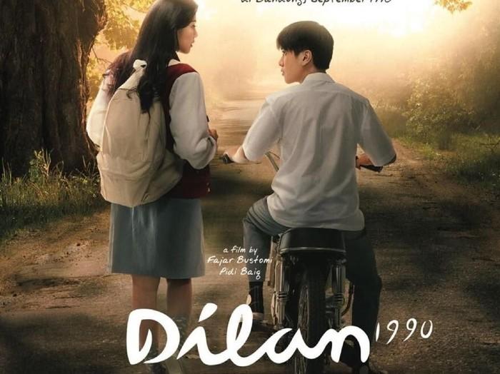 Deretan film Indonesia paling laris di tahun 2018.