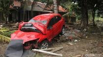 Kendaraan Terdampak Tsunami Selat Sunda Bisa Diambil di Kantor Polisi