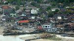 Rumah Hancur dan Kapal Terseret, Begini Kondisi Pandeglang Pasca Tsunami