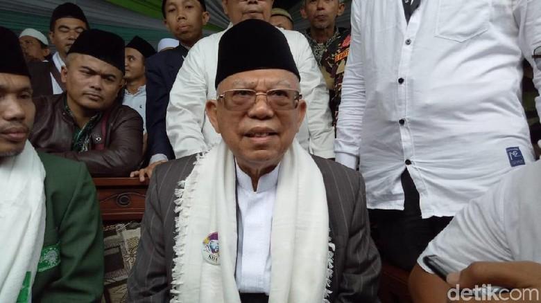 Cerita Maruf Usulkan Ponpes Ahlussunnah Wal Jamaah Dapat Bantuan APBN
