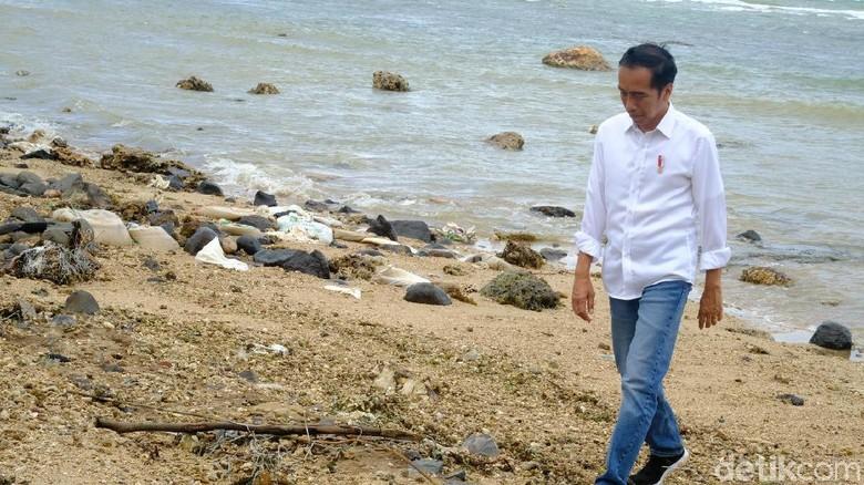 Jokowi: Tsunami Selat Sunda Betul-betul di Luar Perkiraan BMKG