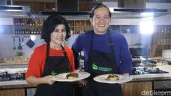 Ini Keseruan Bikin Banana Cinnamon Pudding Bersama Chef Chandra