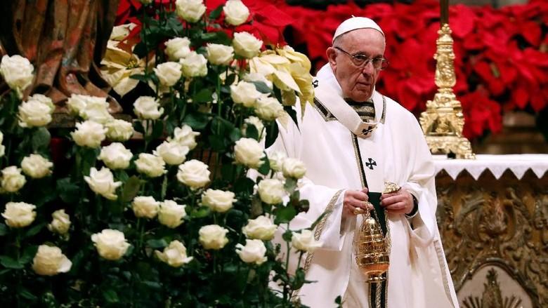 Paus Bicara Soal Pastor Jadikan Biarawati Budak Seks, Ini Kata Vatikan