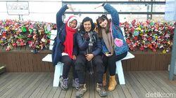 Hari Terakhir, dTraveler ke Namsan Tower & Sungai Han