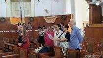 Lestarikan Tradisi, Gereja Immanuel Misa Pakai Bahasa Belanda