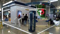 Bandara Soetta Kini Dilengkapi Airport Digital Lounge