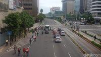 Sebentar Lagi Mobil Masuk Sudirman-Thamrin Harus Bayar