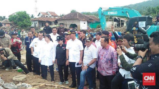 Korban Tewas Tsunami Selat Sunda Dapat Santunan Rp15 Juta