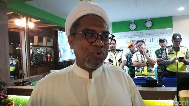 Tenaga Ahli Kedeputian IV KSP Ali Mochtar Ngabalin.
