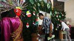 Rayakan Natal, Gereja Kampung Sawah Bernuansa Betawi