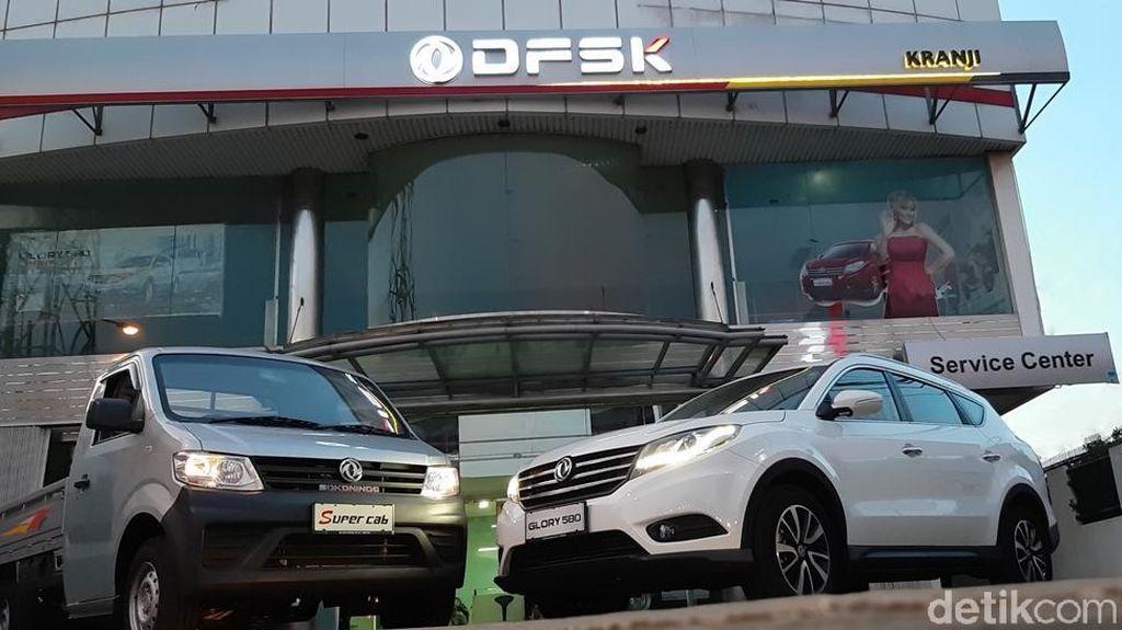 DFSK Resmikan Diler Terlengkap di Bekasi