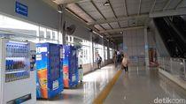 Genangan di Stasiun Tanah Abang Surut, Perjalanan Kereta Normal Lagi