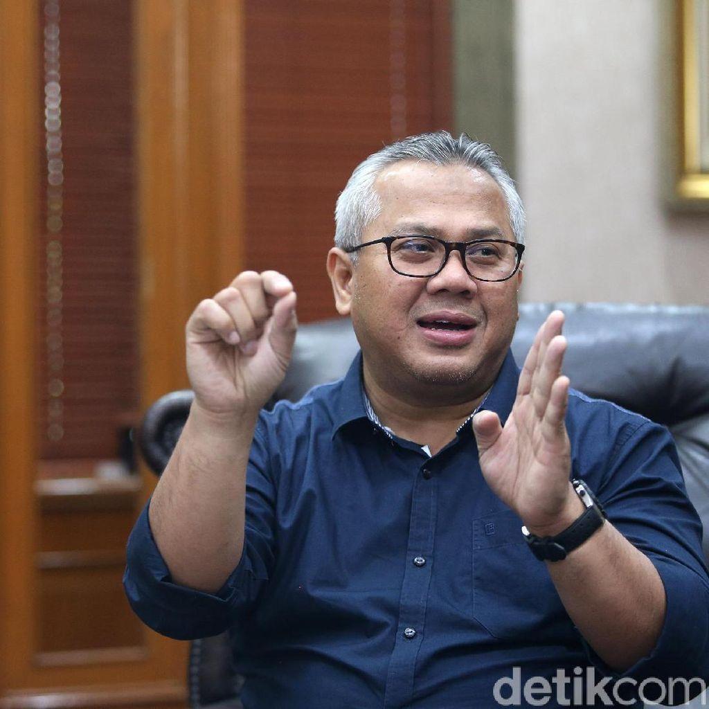 KPU Akan Bentuk TPS di Lapas-Rutan yang Jumlah Pemilihnya Cukup