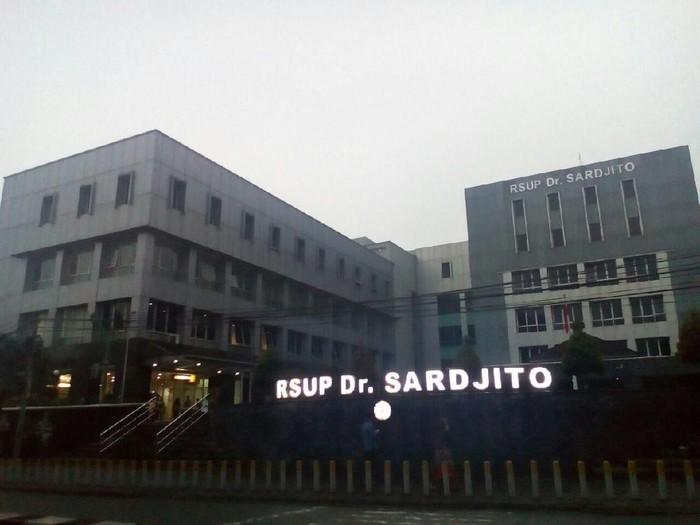 Pemain PS Mojokerto Putra, Krisna Adi Darma, sedang dirawat di RS Dr. Sardjito usai mengalami kecelakaan motor.