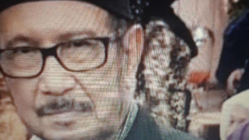 Jenazah Sutradara Senior Ali Shahab Dimakamkan
