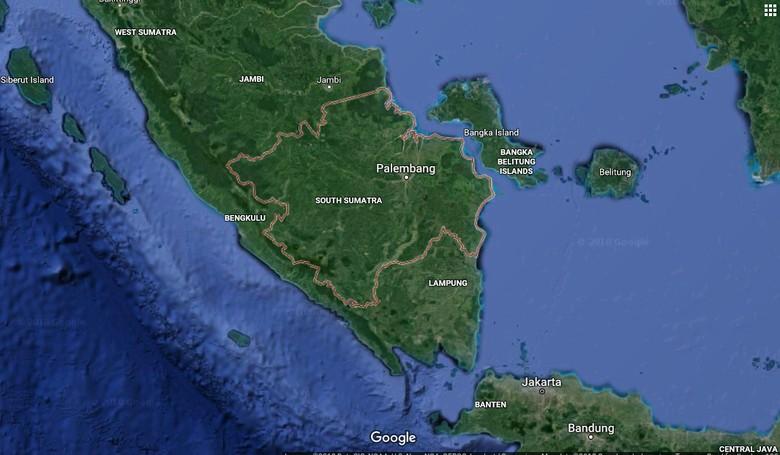 Suara Dentuman Misterius Terdengar di Sumatera Selatan