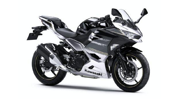 Warna Baru Kawasaki Ninja 2019