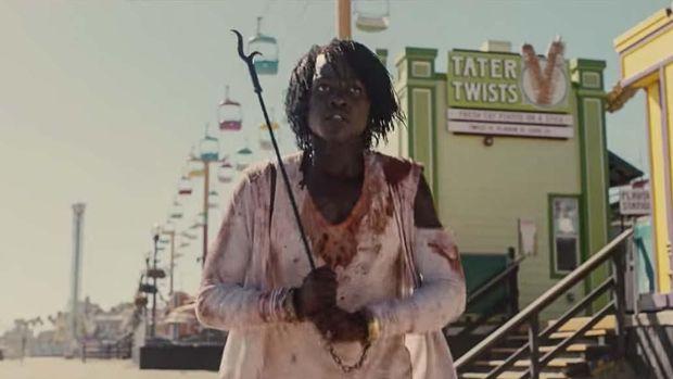 Salah satu adegan fim 'Us' Jordan Peele.