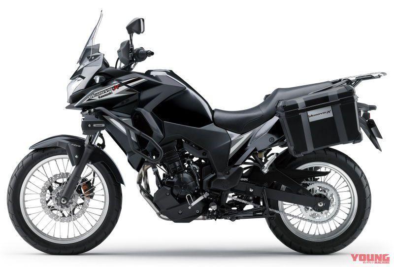 Warna Terbaru Kawasaki Versys X 250