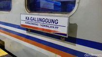 PT KAI Luncurkan Kereta Galunggung Bandung-Tasik, 30 Hari Gratis