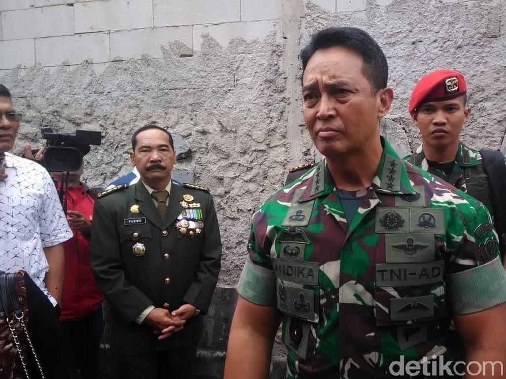 KSAD Yakin Purnawirawan Dewasa Sikapi Hasil Pemilu