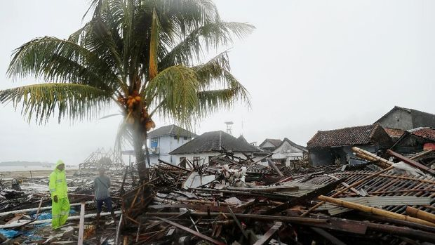 Anak Krakatau Siaga, Adakah Potensi Tsunami Lagi?