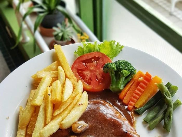 Resep dan Bumbu Steak Daging Sapi yang Praktis/Foto: Instagram