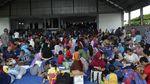 Ribuan Warga Pulau Sebesi dan Sebuku Mulai Dievakuasi