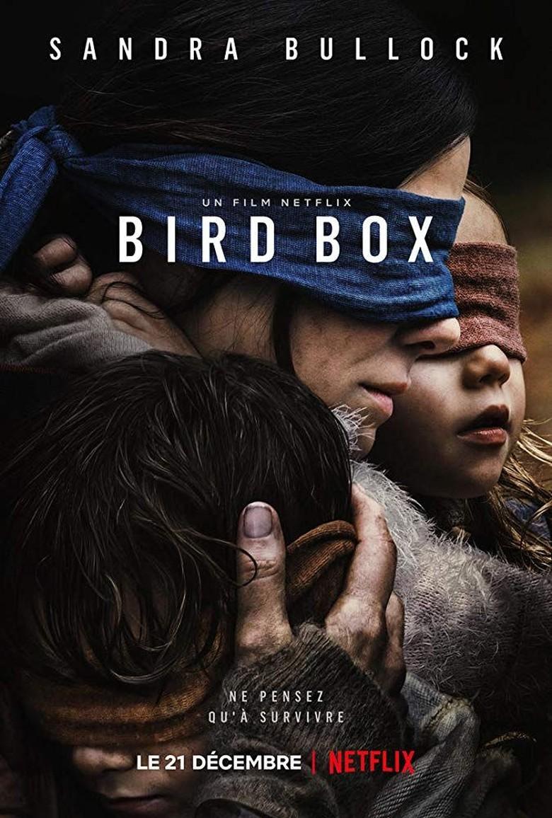 Bird Box: Bertahan untuk Tak Bunuh Diri