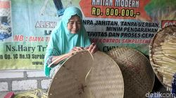 Caping, Kerajinan Turun-Temurun Warga Desa di Lamongan