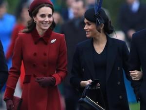 Alasan Meghan Markle Tak Melahirkan di RS yang Sama dengan Kate Middleton