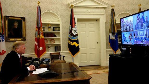 Waduh, Trump Ancam Tutup Pemerintahan sampai Bertahun-tahun
