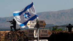 Usai Diserang Roket, Israel Gempur Target-target Iran di Suriah