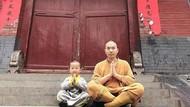 Demi Jadi Master Shaolin, Bocah 3 Tahun Bangun Jam 5 Pagi Setiap Hari