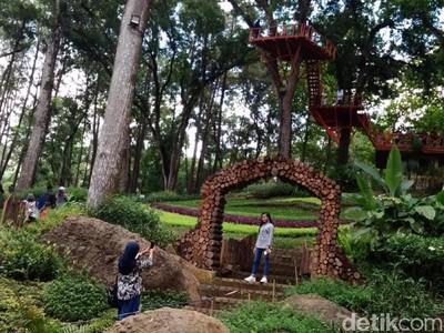 Yang Baru di Banjar: Wisata Mustika Taman Anggrek