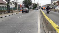 Suasana Lokasi Penembakan di Jatinegara Pagi Ini, Lalu Lintas Lancar