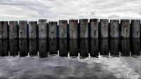 Bendungan hingga Tanggul Raksasa Dibangun Cegah Jakarta Tenggelam