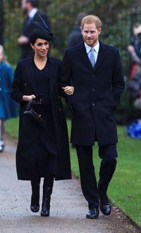 Meghan Markle Berusaha Keras Agar Busananya Tak Mirip Kate Middleton