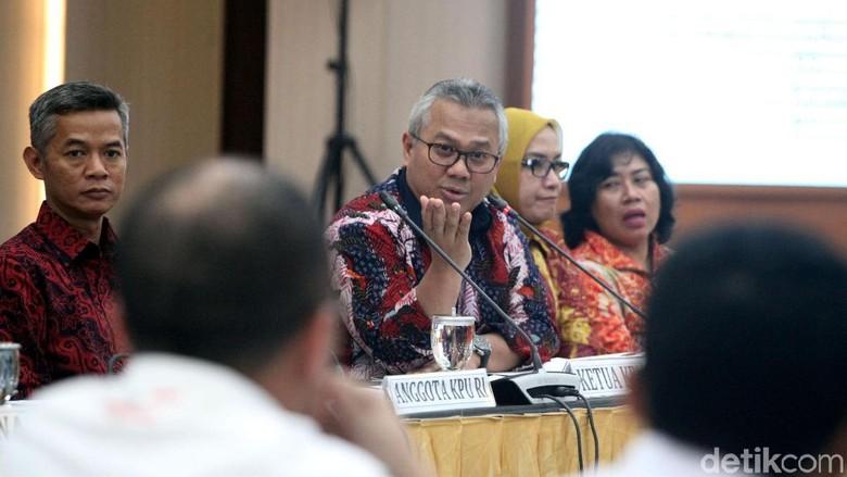 KPU Umumkan Jadwal dan Tema Debat Capres 2019